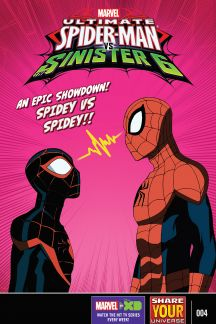 Marvel Universe Ultimate Spider-Man Vs. the Sinister Six (2016) #4