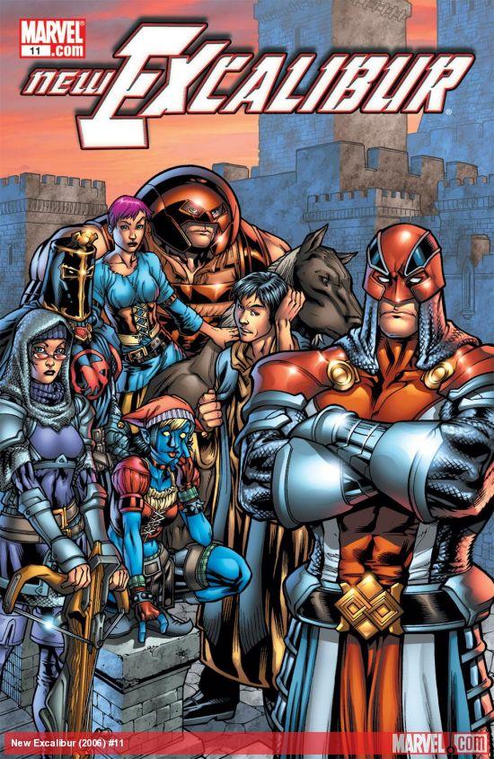 New Excalibur (2005) #11