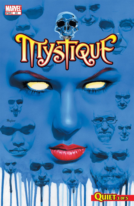 Mystique (2003) #22