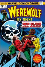 Werewolf By Night (1972) #30 cover