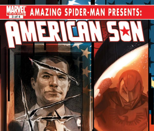 Amazing Spider-Man Presents: American Son (2010)#3
