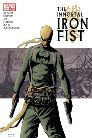 The Immortal Iron Fist #3
