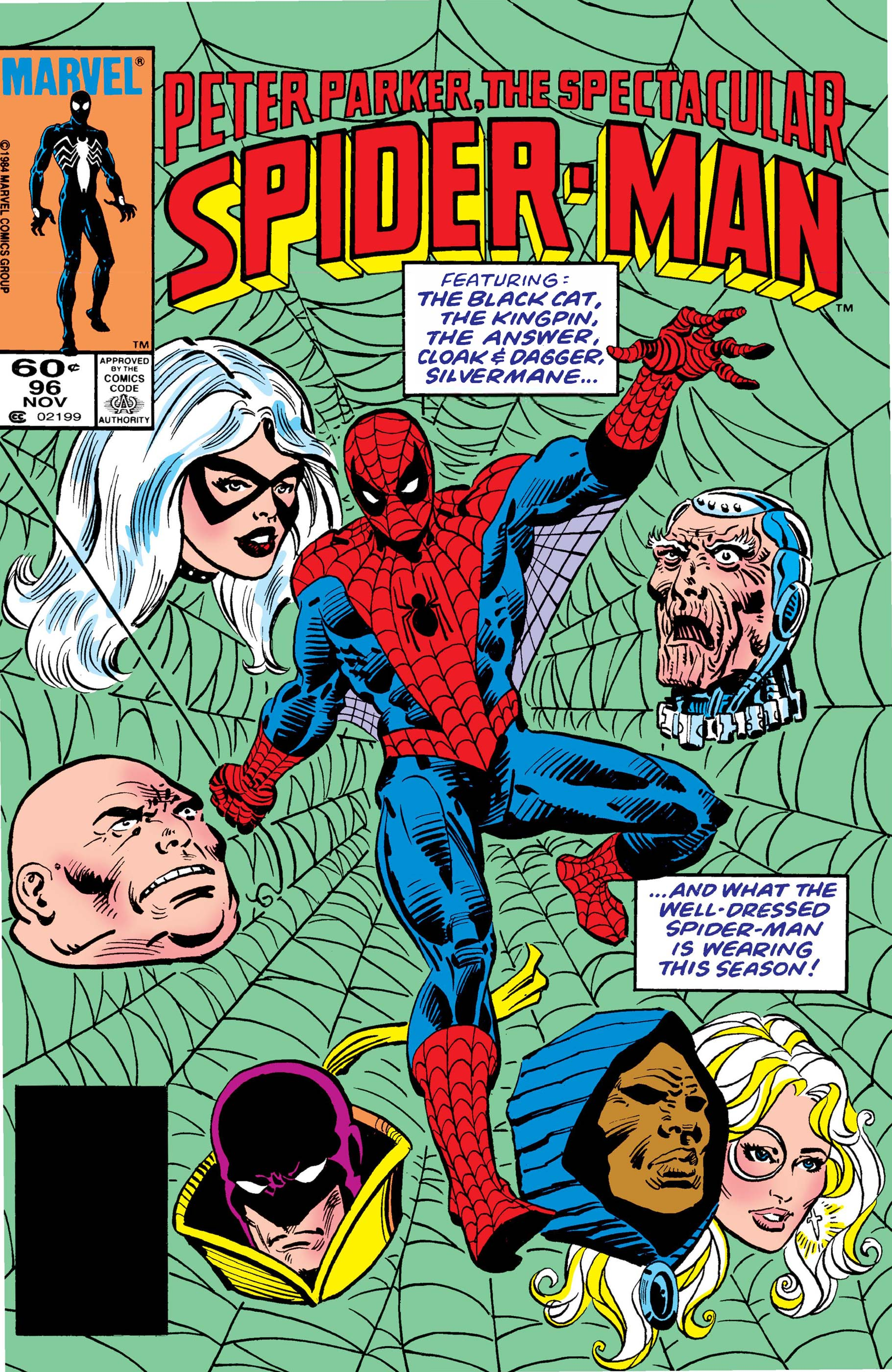 Peter Parker, the Spectacular Spider-Man (1976) #96