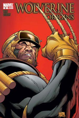 Wolverine Origins #8