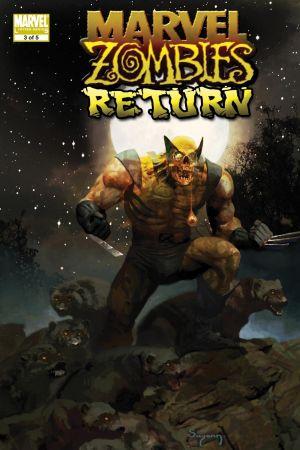 Marvel Zombies Return (2009) #3