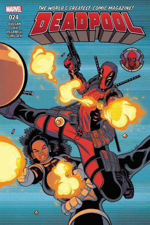Deadpool (2015) #24
