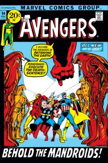 Avengers #94