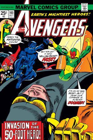 Avengers (1963) #140