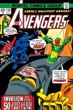 Avengers (1963) #140 cover