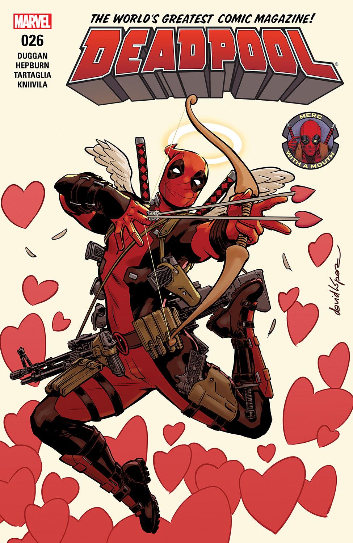Deadpool (2015) #26