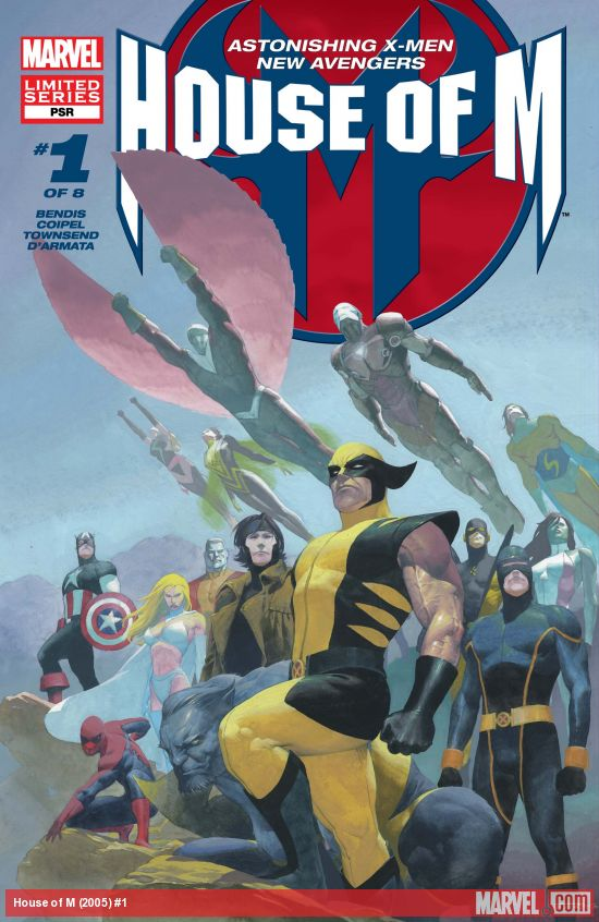 House of M (2005) #1