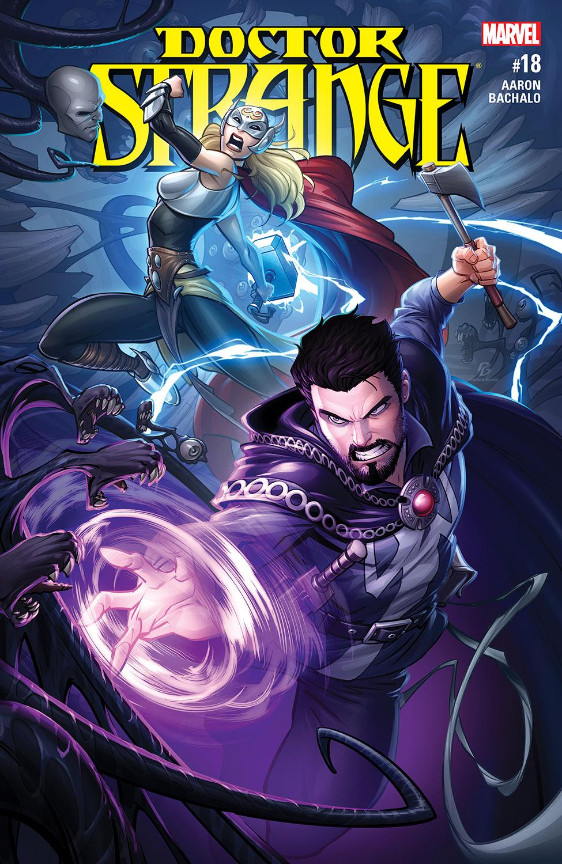 Doctor Strange (2015) #18