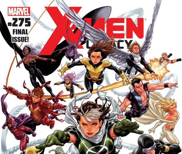 X-Men Legacy (2008) #275