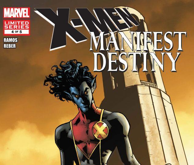 X-Men: Manifest Destiny (2008) #4
