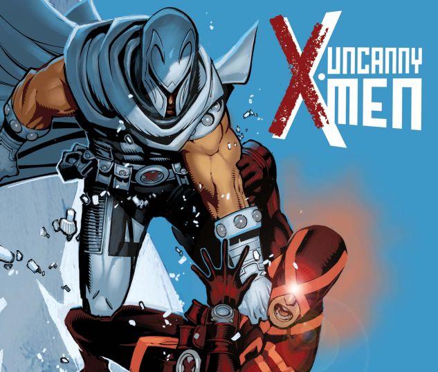 Uncanny X-Men (2013) #8