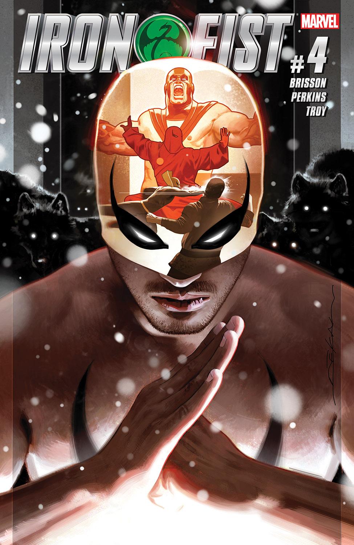 Iron Fist (2017) #4