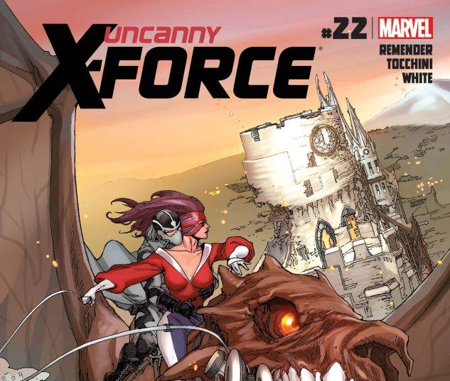 Uncanny X-Force (2010) #22