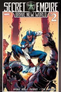Secret Empire: Brave New World #2