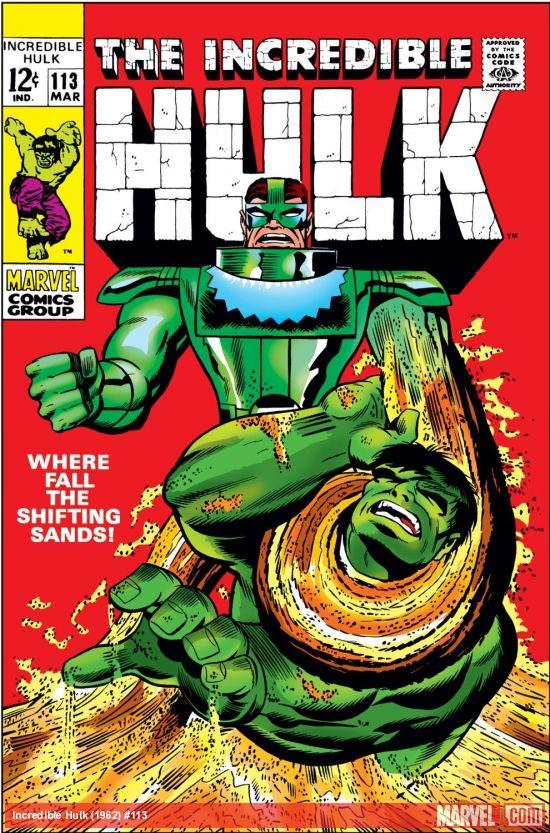 Incredible Hulk (1962) #113