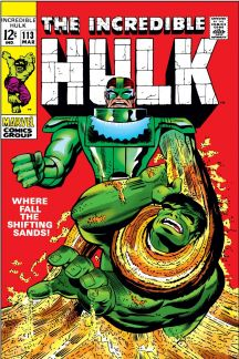 Incredible Hulk (1962) #113