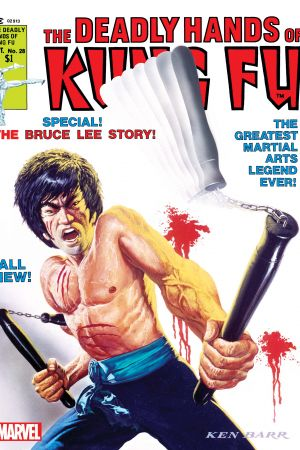 Deadly Hands of Kung Fu #28
