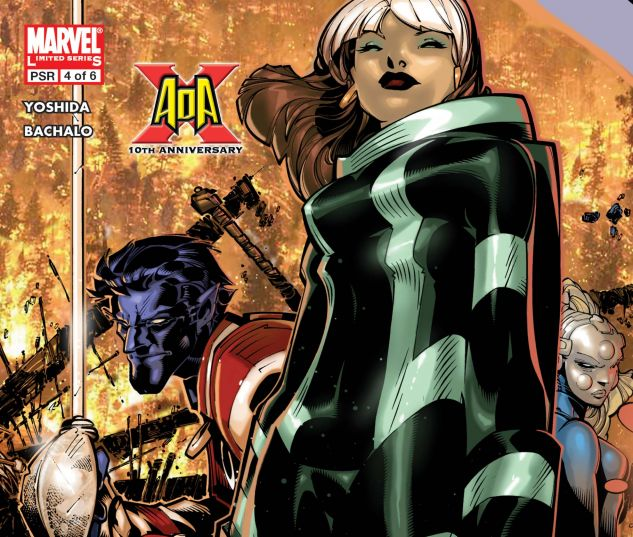 X-MEN: AGE OF APOCALYPSE (2005) #4