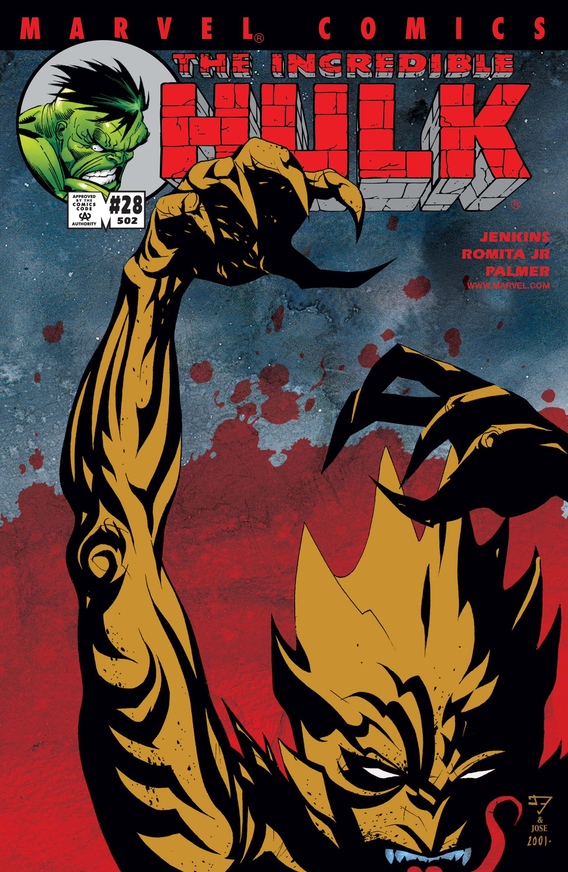 Incredible Hulk (1999) #28