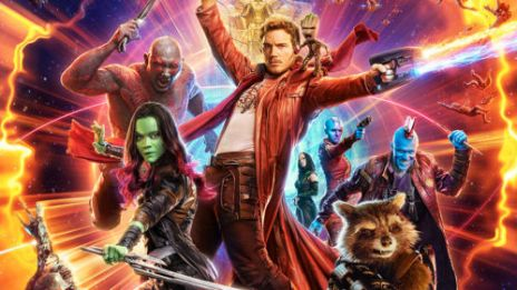 Guardians' Inferno' | Marvel Studios'