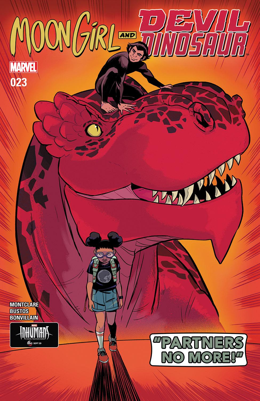 Moon Girl and Devil Dinosaur (2015) #23