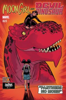 Moon Girl and Devil Dinosaur (2015) #23