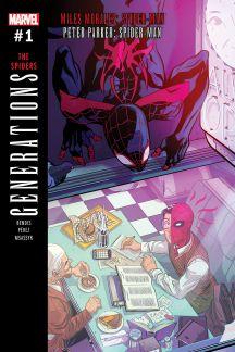 Generations: Miles Morales Spider-Man & Peter Parker Spider-Man #1