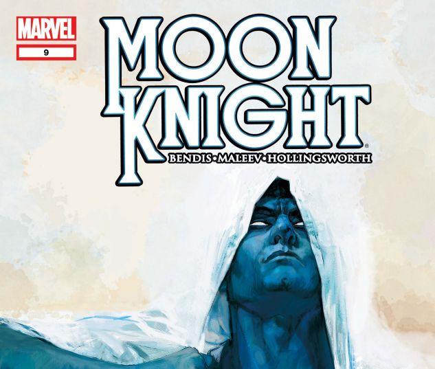 Moon Knight (2010) #9