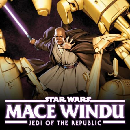 Star Wars: Jedi - Mace Windu (2003)