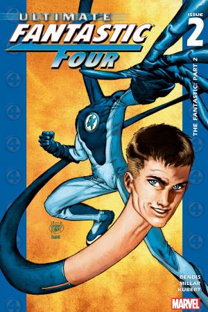 Ultimate Fantastic Four (2003) #2
