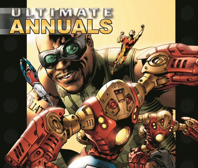 ULTIMATE ANNUALS VOL. 1 0 cover
