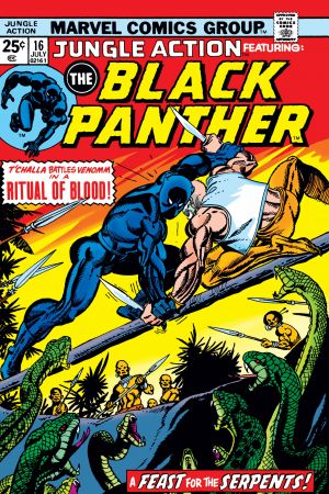 Jungle Action (1972) #16