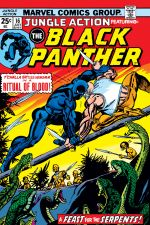 Jungle Action (1972) #16 cover