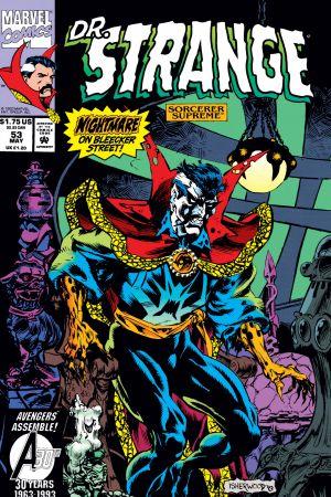 Doctor Strange, Sorcerer Supreme (1988) #53