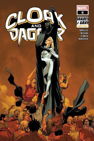 Cloak and Dagger #6