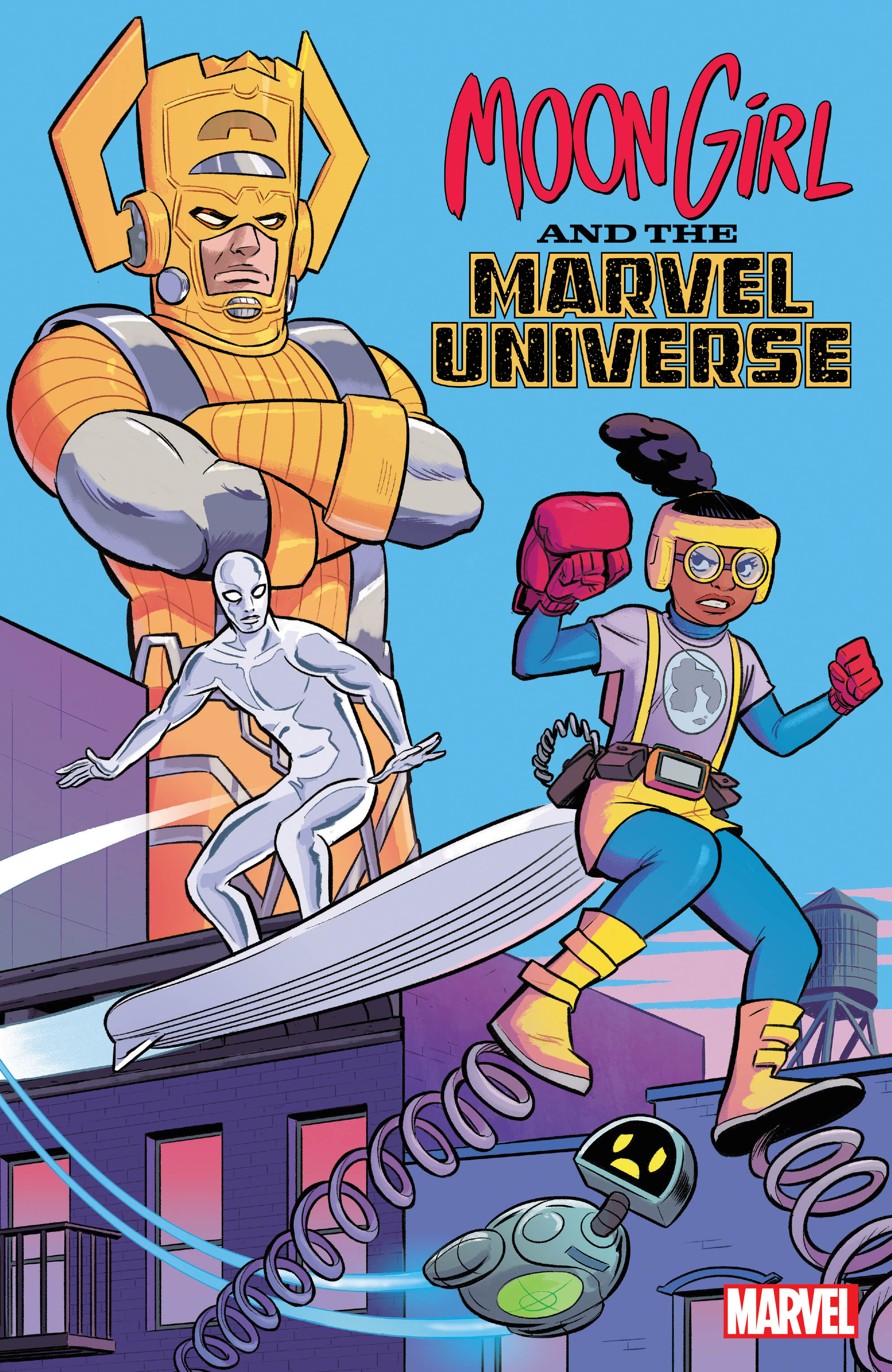 Moon Girl and the Marvel Universe (Trade Paperback)
