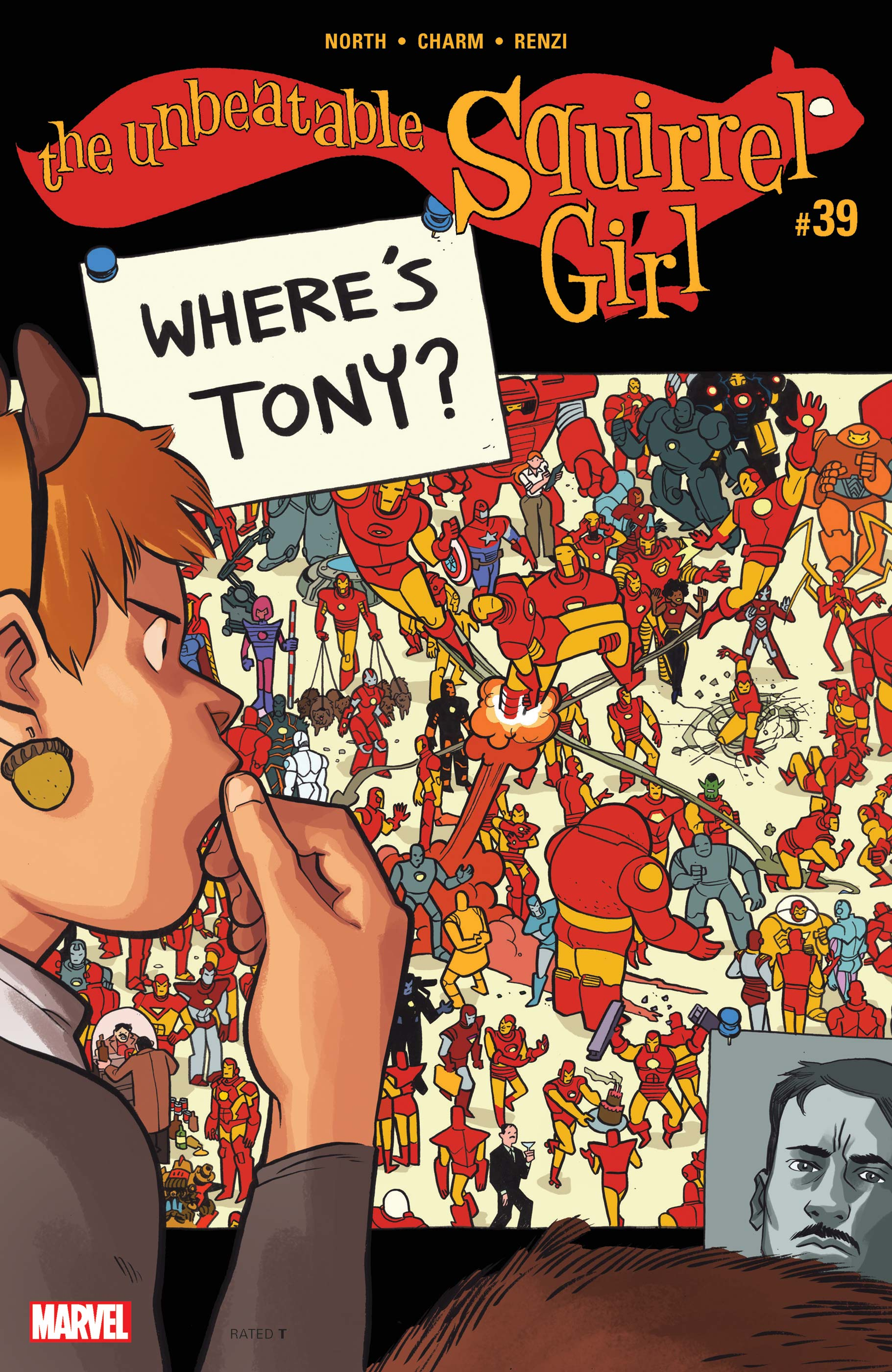 The Unbeatable Squirrel Girl (2015) #39