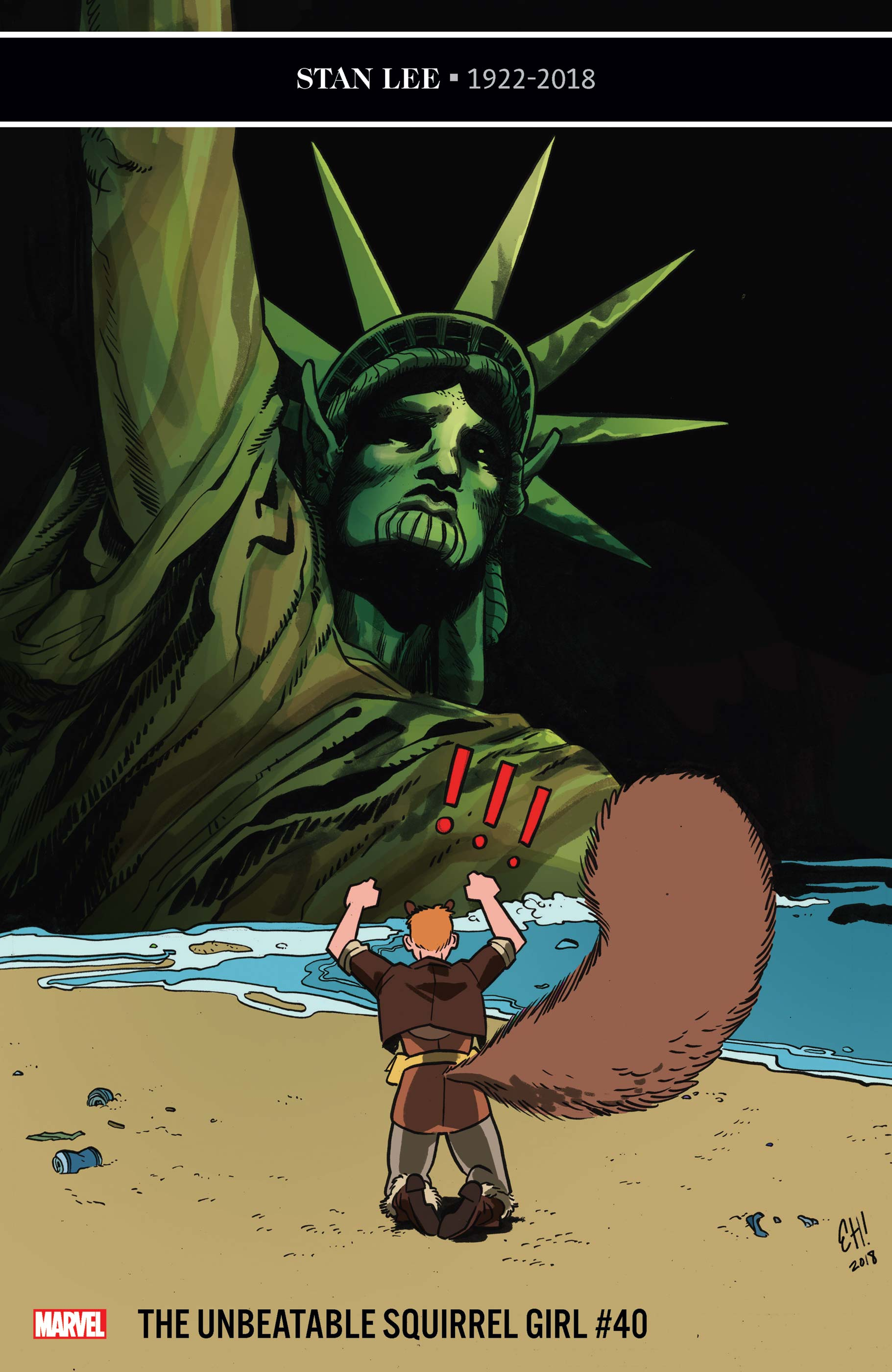 The Unbeatable Squirrel Girl (2015) #40