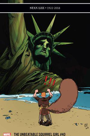 The Unbeatable Squirrel Girl #40