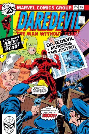 Daredevil #135