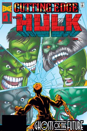 Hulk: Cutting Edge (1995) #1