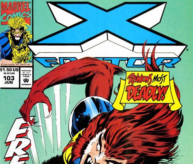 X-Factor (1986) #103