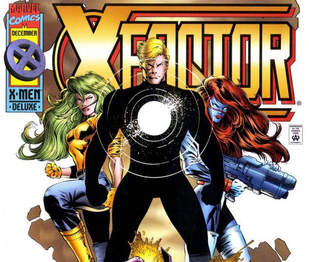 X-Factor (1986) #117