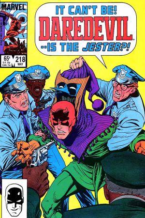 Daredevil (1964) #218