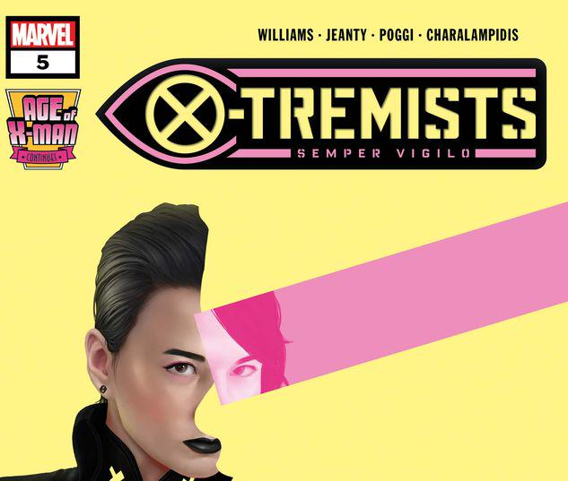 Age of X-Man: X-Tremists #5