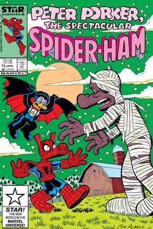 Peter Porker, the Spectacular Spider-Ham #13